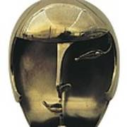 Gargallopablo 1881-1934. Kiki Art Print