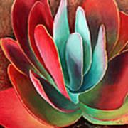 Garnet Jewel Art Print