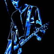 Gary Pihl Plays The Blues Art Print