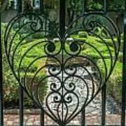 Gate Keeper Art Print
