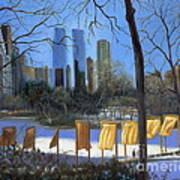 Gates Of New York Art Print