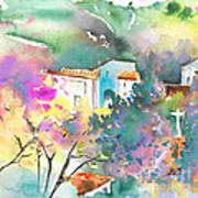 Gatova Spain 01 Art Print
