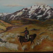 Gaucho Art Print