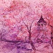 Gazebo IIi Art Print