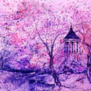 Gazebo IIII Art Print