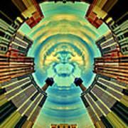 Gemini Art Print by Wendy J St Christopher