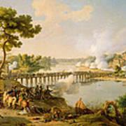 General Bonaparte Giving Orders At The Battle Of Lodi Art Print