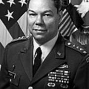 General Colin Powell Art Print by War Is Hell Store