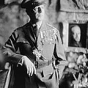 General Douglas Macarthur, Ca. 1940. He Art Print