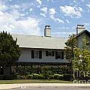 General George S Patton Family Home Art Print