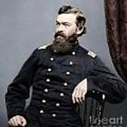 General James S Robinson Art Print