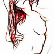 Gentle Lover Art Print