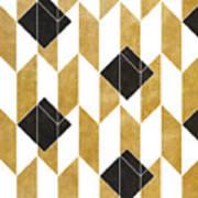 Geo Pattern IIi Art Print