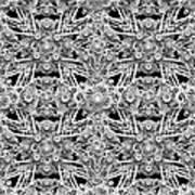 Geo Tech Alpha One Art Print by Pixel Chemist