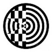 Geomentric Circle 3 Art Print