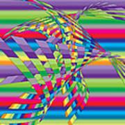 Geometric 3 Print by Mark Ashkenazi