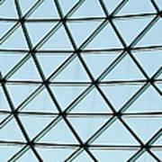 Geometric Charm Art Print