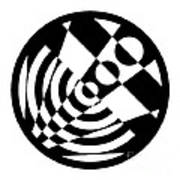 Geometric Circle 5 Art Print