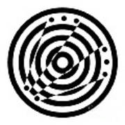 Geometric Circle 6 Art Print