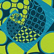Geomix 14 - Sp01 Art Print