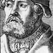 Georg Witzel (1501-1573) Art Print