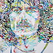George Harrison Portrait.2 Art Print