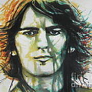 George Harrison 01 Art Print