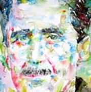 George Orwell Art Print
