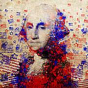 George Washington 3 Art Print