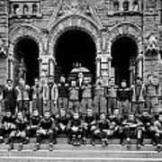 Georgetown Football 1910 Art Print