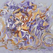 Georgi Pobedonosets Art Print