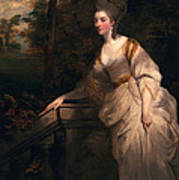 Georgiana Cavendish, Duchess Art Print
