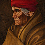 Geronimo At 77 Art Print