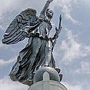 Gettysburg Angel 2 Art Print