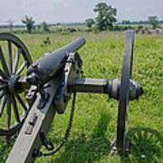 Gettysburg Cannon 2  Art Print
