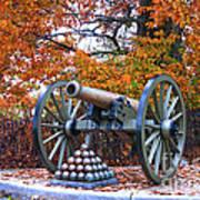 Gettysburg High Water Mark Art Print