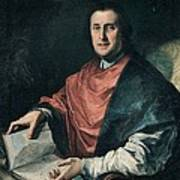 Ghedini Giuseppe Antonio, Portrait Print by Everett
