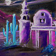 Ghost Mission Art Print