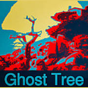 Ghost Tree Poster Art Print