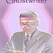Ghostwriter Art Print by Clif Jackson