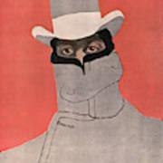 Giacomo Puccini (1858-1924), Italian Art Print
