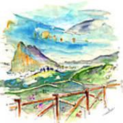 Gibraltar 02 Art Print