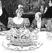 Gibson: Dinner Party Art Print