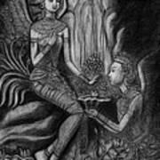 Gift Of Love Art Print