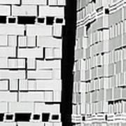 Gigabyte Storage Art Print