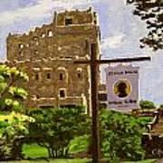 Gillette Castle East Haddam Connecticut Art Print