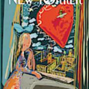 New Yorker February 14th, 1994 Art Print
