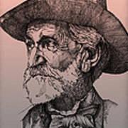 Giuseppe Verdi Art Print