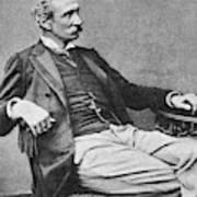 Giuseppe Zanardelli (1824-1903) Art Print