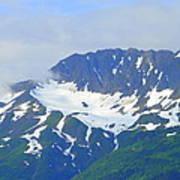 Glacier 1 Art Print